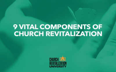 9 Vital Components of Church Revitalization